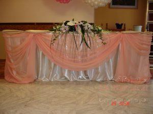 Украшение на свадьбу в серебряном цвете дешево