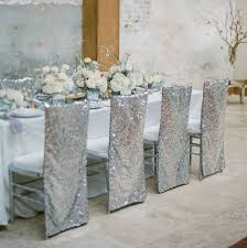 Декор свадьбы в серебряном цвете дешево