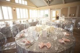 Украшение свадьбы в серебряном цвете цены