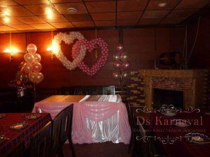 Оформление свадеб в сером цвете недорого цены