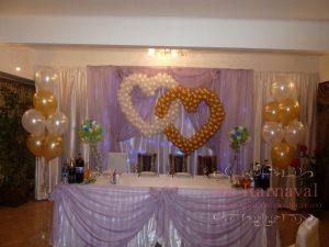 Декор свадеб в сером цвете красиво