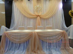 Декор на свадьбу в сером цвете недорого в Москве