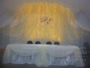Украшение на свадьбу в сером цвете фото и цены