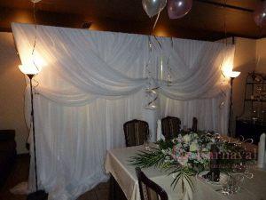 Декор свадеб в сером цвете недорого