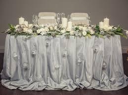 Декор свадьбы в сером цвете в Москве