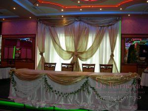 Украшение свадеб в сером цвете недорого цены