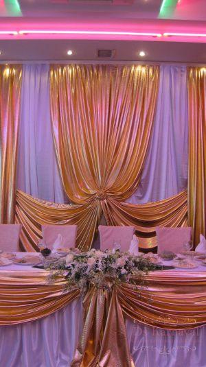 Оформление свадьбы в шоколадном цвете недорого цены
