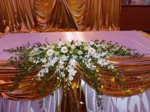 Оформление свадьбы в шоколадном цвете красиво