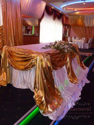 Декор свадеб в шоколадном цвете оригинально