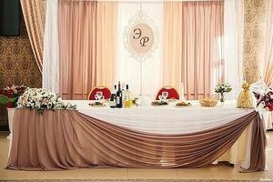 Декор на свадьбу в шоколадном цвете недорого цены