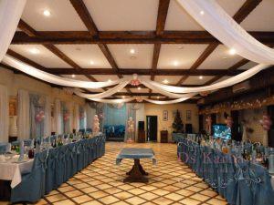 Декор свадеб в синем цвете фото и цены