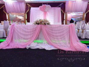 Декор на свадьбу в сиреневом цвете оригинально