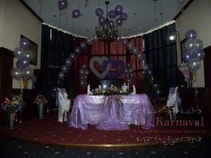 Декор свадьбы в сиреневом цвете фото и цены
