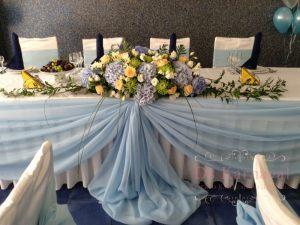 Декор свадьбы в цвете тиффани недорого цены