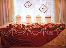 Декор свадьбы в винном цвете фото и цены
