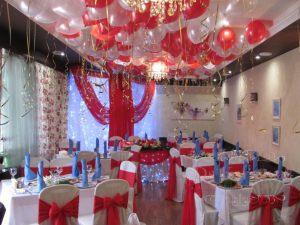 Декор свадеб в вишневом цвете фото и цены