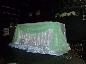 Оформление свадеб в зеленом цвете дешево
