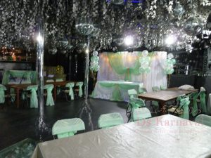 Оформление свадеб в зеленом цвете фото