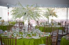 Украшение свадеб в зеленом цвете оригинально