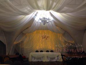 Украшение свадьбы в желтом цвете цены