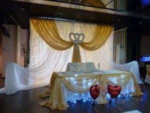 Оформление свадьбы в желтом цвете фото