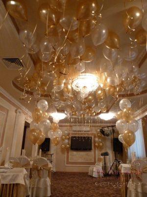 Декор свадеб в золотом цвете недорого