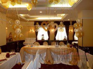 Оформление свадеб в золотом цвете красиво