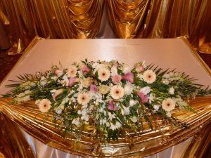 Оформление свадеб в золотом цвете недорого цены