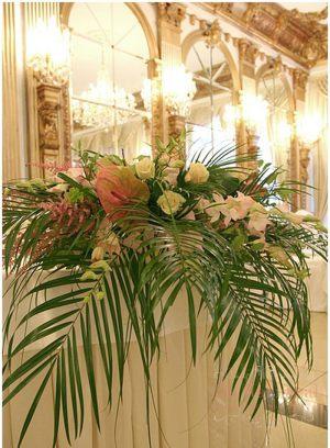 Оформление свадеб композицией цветов на столы красиво