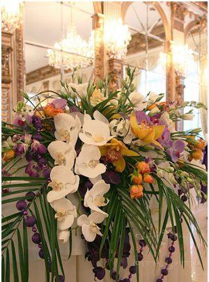 Оформление свадеб композицией цветов в вазах фото и цены