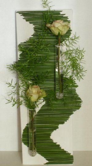 Украшение свадьбы композицией цветов на стенах недорого цены
