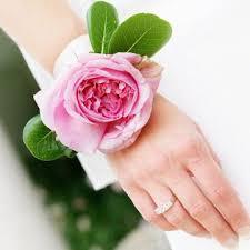 браслеты из цветов на свадьбу цены