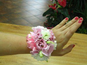 браслеты из цветов для свадеб недорого в Москве