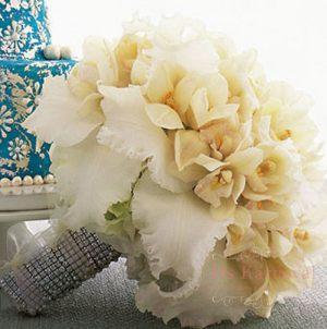 свадебные букеты для свадьбы недорого в Москве
