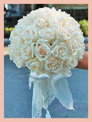 свадебный букет для свадеб в Москве