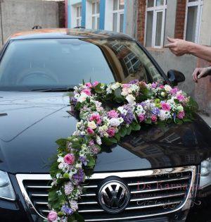 Украшение на свадьбу цветами недорого в Москве