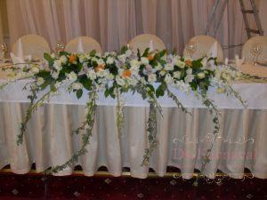 Декор свадьбы цветами цены