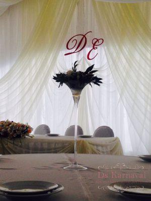 Оформление свадьбы цветами недорого