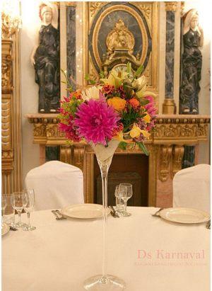 Оформление на свадьбу цветами красиво
