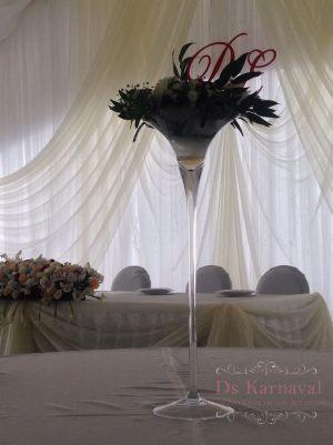 Декор к свадьбе красиво