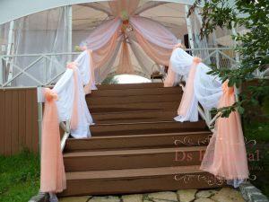 Украшение беседки на свадьбу фото