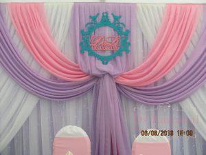 Оформление шатра для свадьбы в Москве