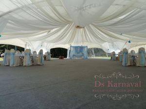 Оформление потолка на свадьбу фото и цены