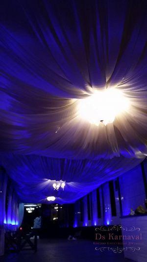 Украшение потолка для свадеб фото