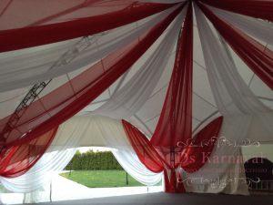 Оформление потолка для свадеб фото