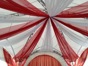 Оформление потолка для свадеб фото и цены