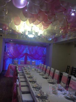 Оформление банкетного зала для свадеб фото