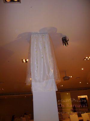 Декор колонн для свадьбы фото и цены