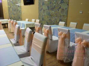 чехлы для стульев для свадеб недорого