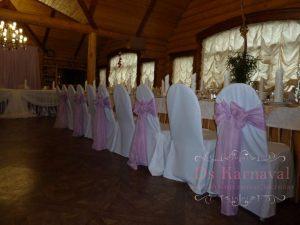 чехлы для стульев для свадеб красиво